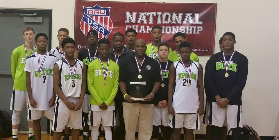 Lakeland XPress Blog Archive 2015 AAU National Champions