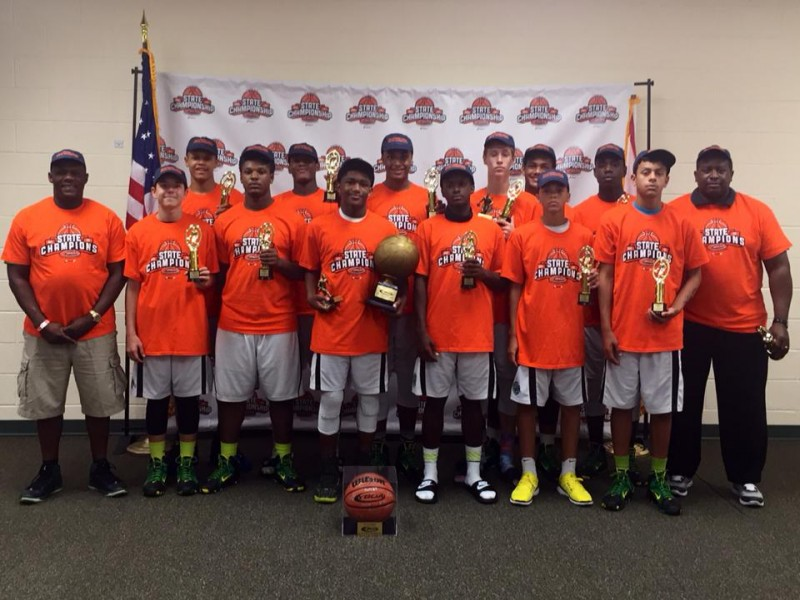 2015 YBOA Florida State Champions, Xpress 9th Grade Elite. This team has a record of 48-4, including 8 championships